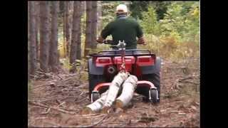 Log Skidding & Tree Harvesting Equipment By Norwood Portable Sawmills