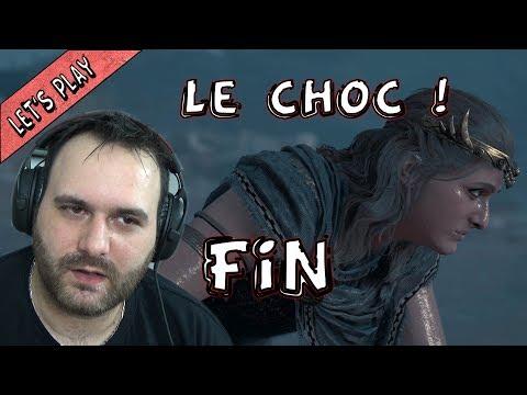 WOW ! CETTE FIN ! L'HÉRITAGE DE LA LAME PART 2 ( ASSASSIN'S CREED ODYSSEY )