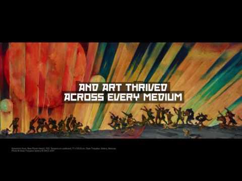 'Revolution: Russian Art 1917-1932' trailer