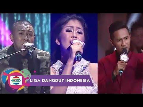 Highlight Liga Dangdut Indonesia - Konser Final Top 15 Group 5 Show