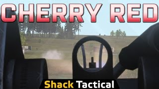 Cherry Red - ShackTac Arma 3
