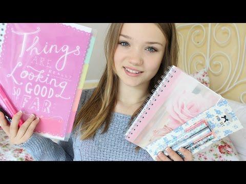 School Supplies Haul | Back to School #1 (Deutsch)