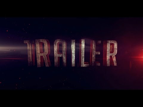 Epic Movie Trailer   After Effects template