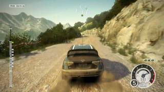 DiRT 2 PC gameplay