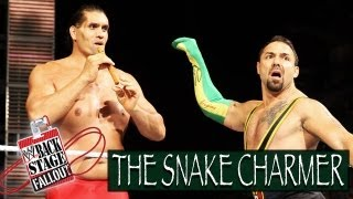 "The Snake Charmer - ""Backstage Fallout"" - September 27, 2013"