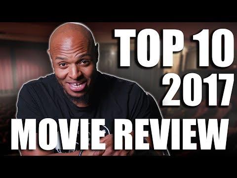 Tony Baker's Top Ten Movies of 2017