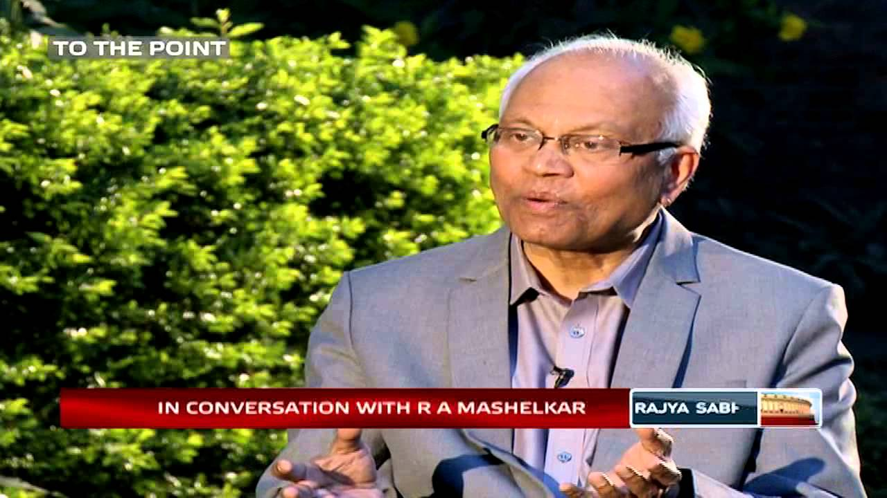 To The Point with R A Mashelkar