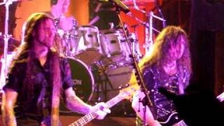 "Hammerfall - ""Keep the flame burning"" live in ZH"
