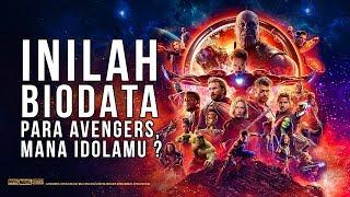 Inilah Biodata Para Pemain Avengers: Infinity War, Yuk Lihat Berapa Usia Mereka !!!