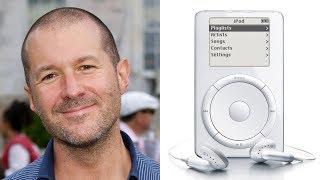 History of Apple Designer Jonathan Ive