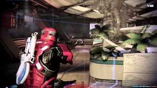 Mass Effect 3 MP Cerberus Vanguard AKA Scorpion