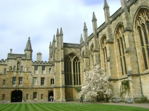 The shame of Oxford University:The Dark Ages of The West