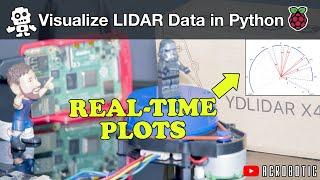 Raspberry Pi 4 LiDAR Data Visualization With Websockets In Python | Plotly  D3 js