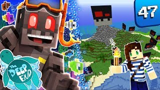 Minecraft The Deep End SMP Episode 47: Being Framed