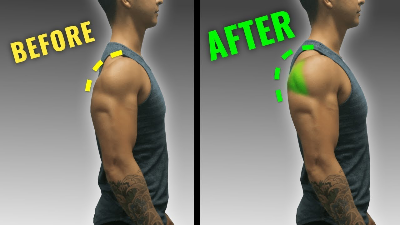 Download How To Grow Your Rear Delts FAST (4 Key Exercises You're Not Doing)