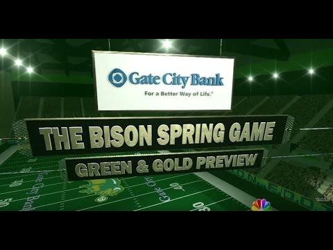 2017 NDSU Green & Gold Game