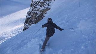 First grand couloir