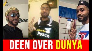 Inspiring Convert Story to the True Islam, Ahmadiyya : Deen Over Dunya