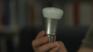Your incandescent bulbs are ruining your tech cred
