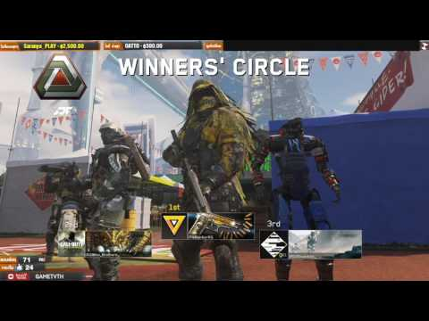 MoSy vs RamPaGe Gaming | CoD: IW (PS4) Asia Championship 2017 SEA Final