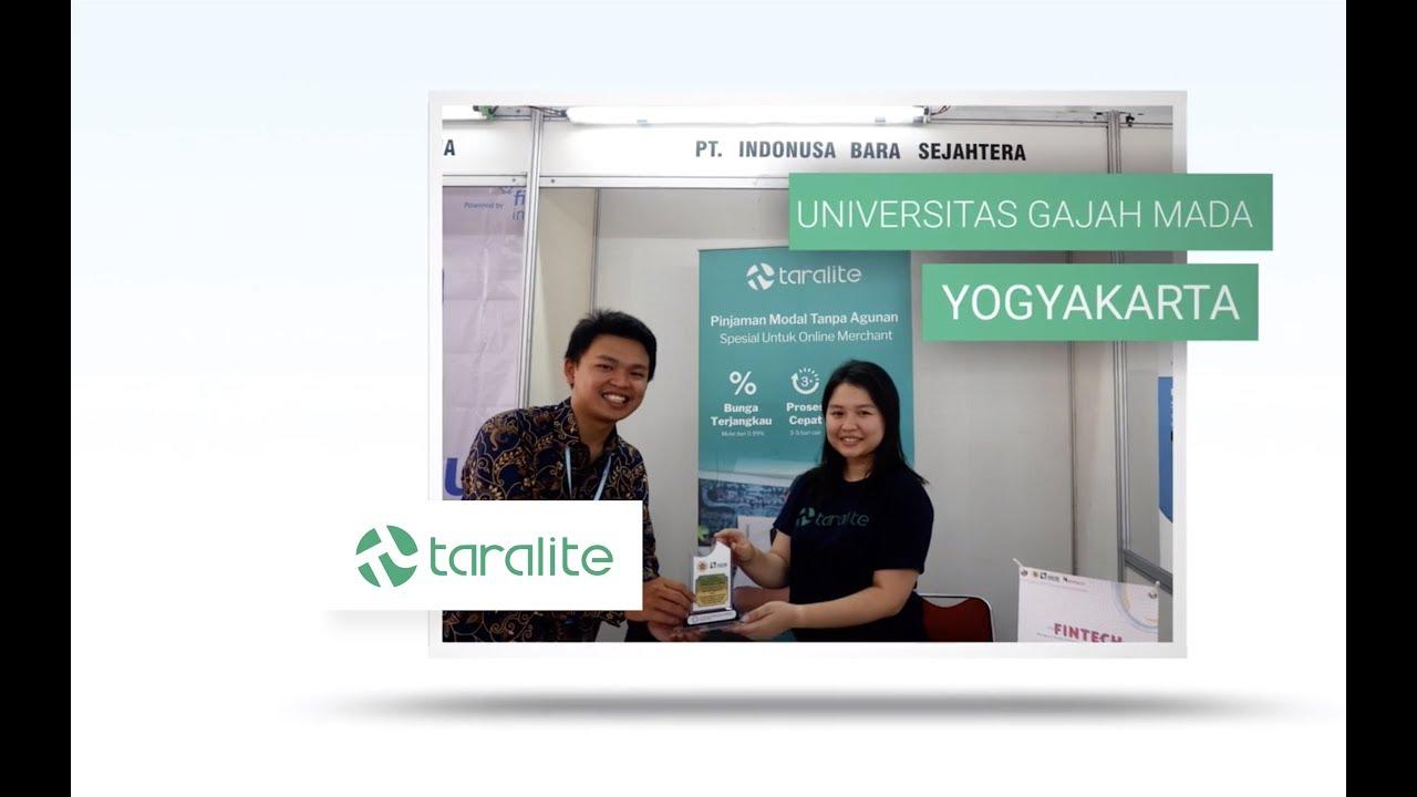 Taralite Sosialisasi Fintech at Yogyakarta