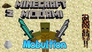 Minecraft z Modami #113 - ZOMBIE Z 4 RĘKOMA - Mobulion Mod