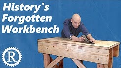 The incredible English Joiner's Bench