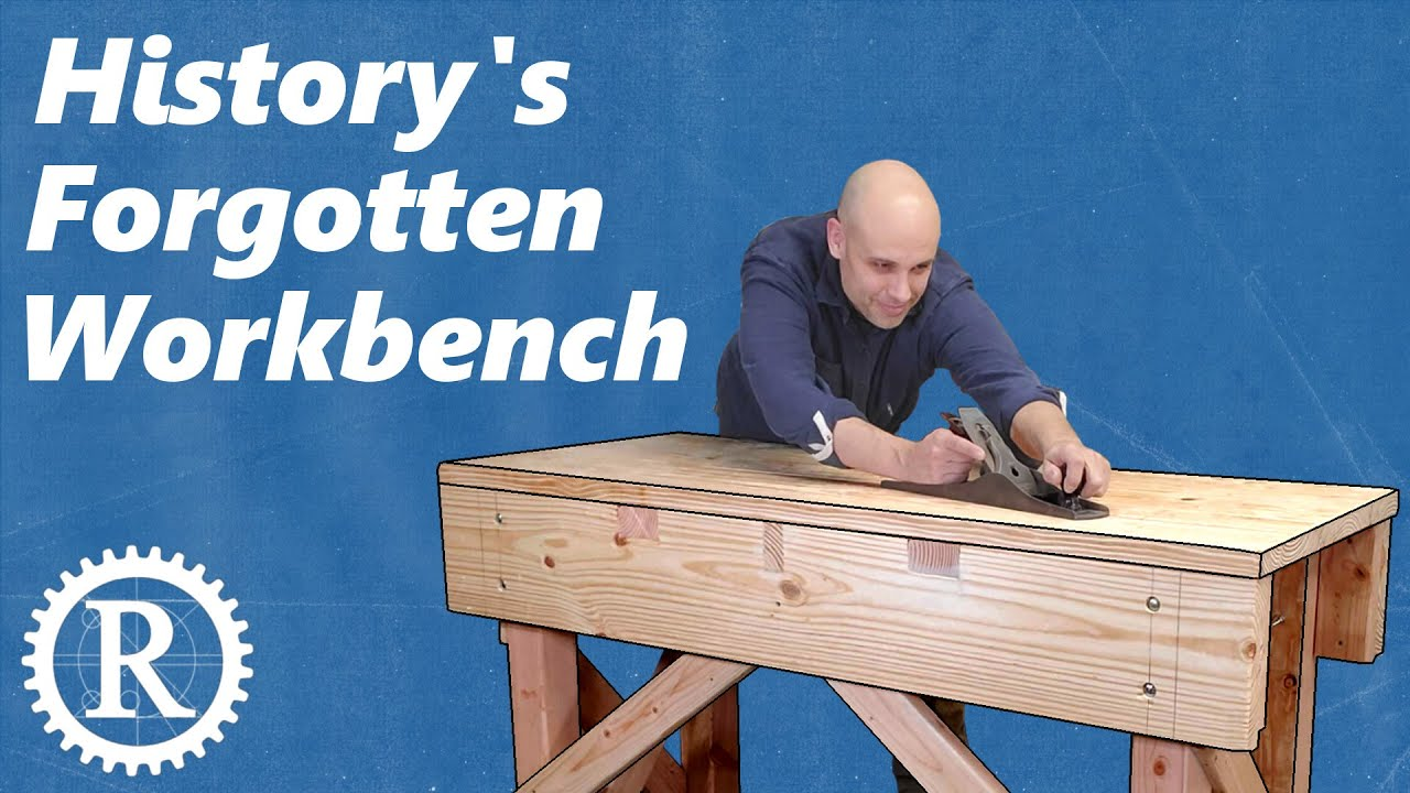The Incredible English Joiner S Bench Youtube