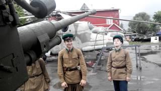 видео 85-мм зенитная пушка обр. 1939 года, «52-К» (СССР)