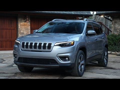 2019 Jeep® Cherokee Limited Running Footage