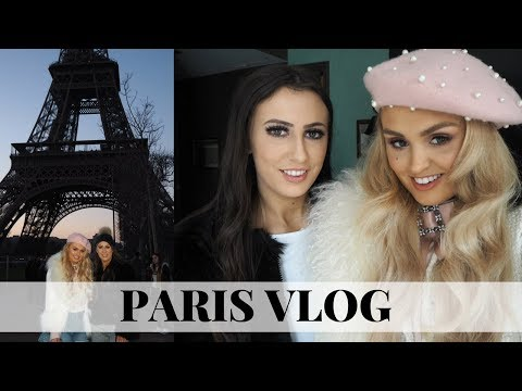 Paris Vlog // Part 2 // Girls Weekend In Paris // 2018