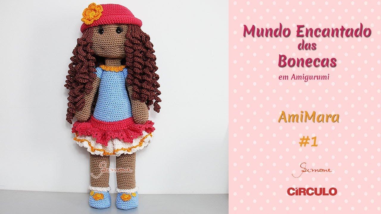 As 8 Melhores Receitas de Bonecas Amigurumi em Português em 2020 ... | 720x1280