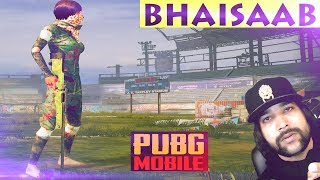 Solo vs Squad Win - Solo vs Duo Win - भाईसाब - PUBG MOBILE