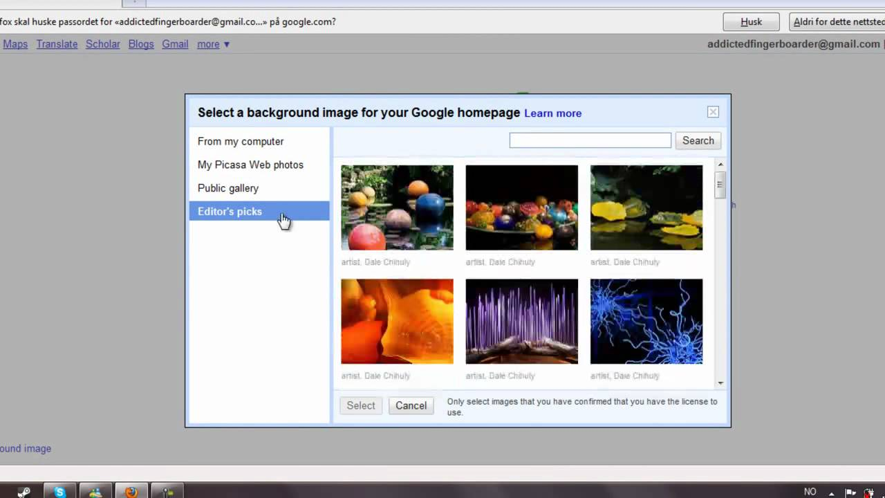 how to change google background in mozilla firefox 720p youtube