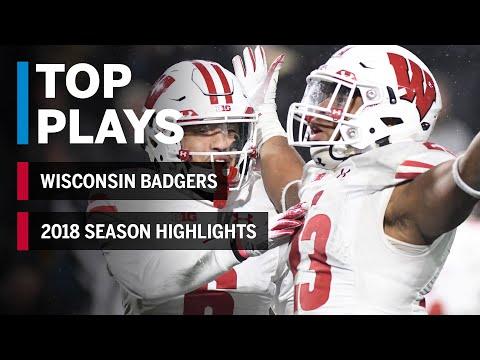 Wisconsin Sports - 2018 Season Highlights: Wisconsin Badgers Football