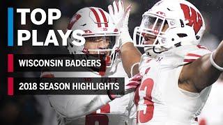 2018 Season Highlights: Wisconsin Badgers | Big Ten Football