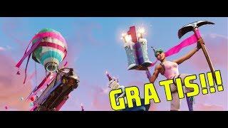 FORTNITE: SKIN E ZAINO!!! GRÁTIS ITA (FORTNITE COMPLEANNO)