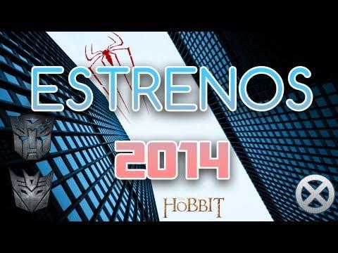 Las Películas Más Esperadas para 2014 (Estrenos 2014)