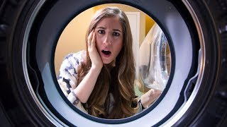 HOW NASTY IS YOUR WASHER & DRYER??