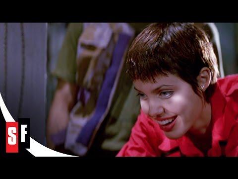 Hackers (4/4) Hacking Richard Gill's Accounts (1995) Angelina Jolie HD