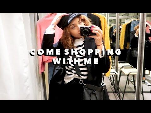 COME HIGH STREET SHOPPING W/ ME! | Topshop, Zara, UO