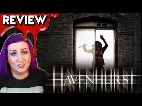 HAVENHURST (2017) 💀 Netflix Horror Movie Review