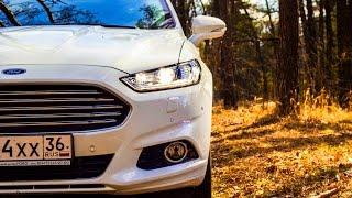 видео форд мондео 2015 обзор