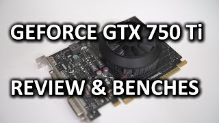 видео GeForce GTX 750