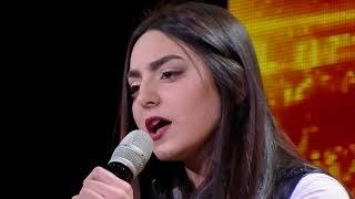 X    X Factor Elene Kakhidze