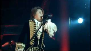 T.M. Revolution Web of Night (English Version)
