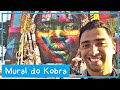 Mural Etnias - Eduardo Kobra - Boulevard Olímpico - Rio de Janeiro, RJ