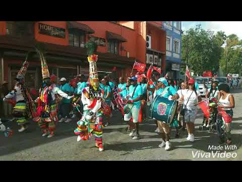 Caribbean Deaf News 📹/ Carifesta Culture in Barbados part 3