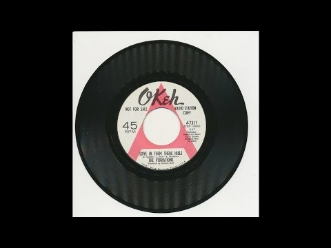 The Vibrations - Love In Them There Hills - Okeh 7311