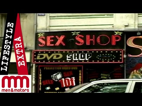 Pigalle - The Infamous Red Light District in Paris